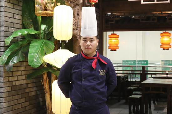 陕西新东方烹饪学校优秀的学子