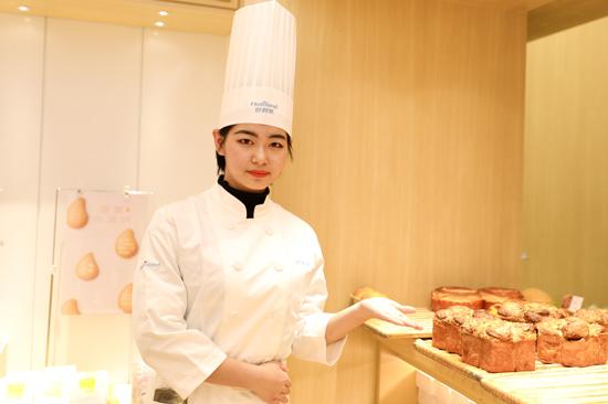 申洁:兴趣是好的老师,创造美味是我执着的追求