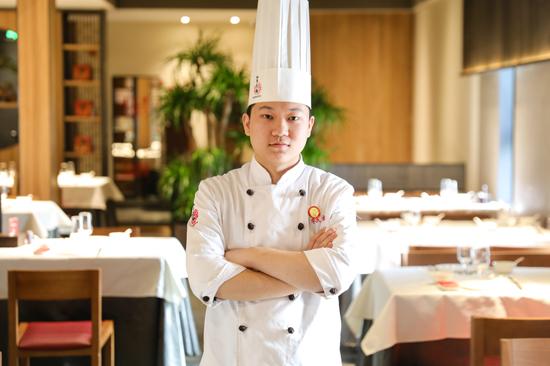 刘沛东:感谢母校为我从厨铺就了一段锦绣之路