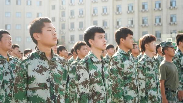 陕西新东方烹饪学校秋季新生动员大会