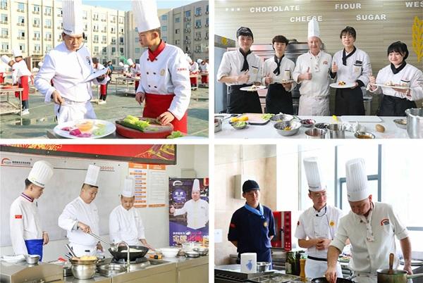 学厨师学烹饪选择陕西新东方