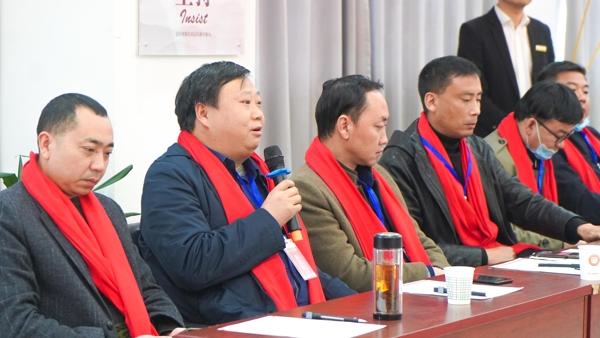 陕西新东方烹饪学校陕西区域职教交流会活动