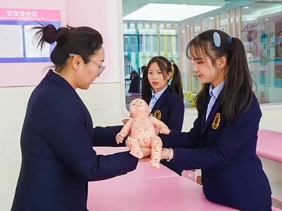 新东方幼儿健康管理专业