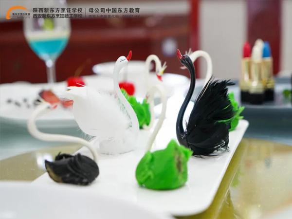 技藝傳承.匠心築夢|陝西草莓视频污在线烹飪學校中餐宴席比賽強勢來襲!