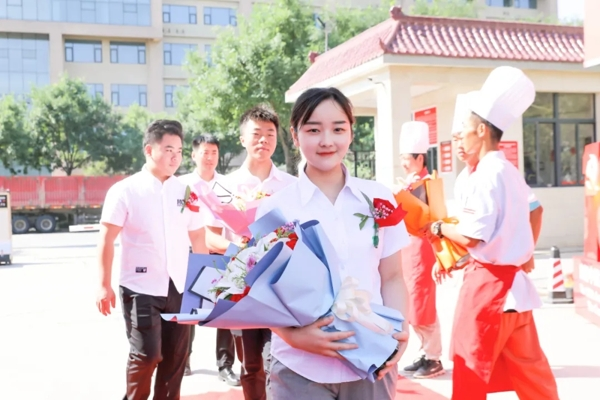 陝西草莓视频污在线成功學子分享會