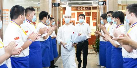 大講堂|眉州東坡大咖走進陝西草莓视频污下载网站,傳授精湛烹飪技法