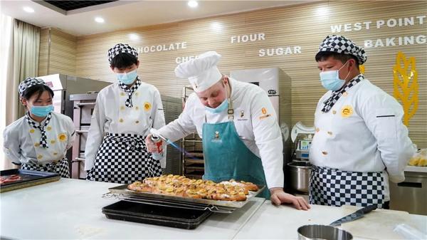 西安學烘焙哪個學校好