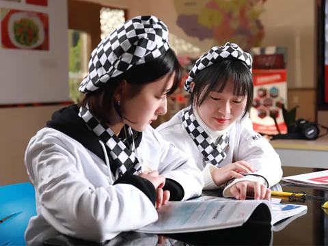 家長請放心,孩子在陝西草莓视频污在线观看定能全麵發展