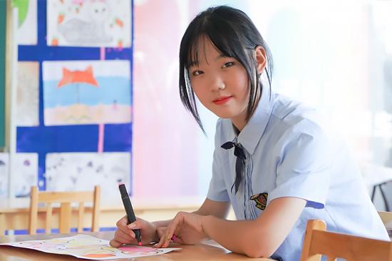 新生说|王梓晨:选择西安新东方技工学校幼教专业,勇敢追逐精彩未来!