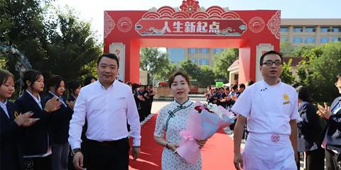 精彩不断|陕西新东方特邀中国饭店协会特聘营养专家韩黎来校授课!