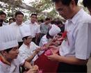 精雕细琢――陕西新东方首届雕刻大赛圆满成功