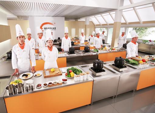 陕西新东方烹饪学校:厨师想成功创业开店离不开这七招