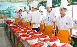 金领大厨实习课―龙虾