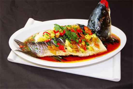 【新东方烹饪课堂】跳水鱼的做法