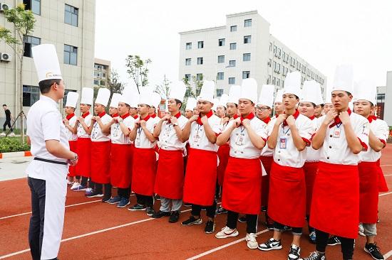 陕西新东方烹饪学校怎么报名
