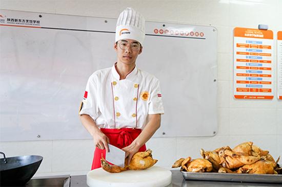 【新生证言】高考结束,我选择来陕西新东方实现梦想!