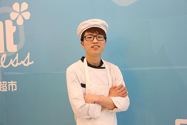 新东方毕业学子薛高岩:从高中生变身高薪贵族