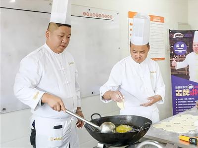 短期创业培训 厨师培训 陕西新东方助力成功创业