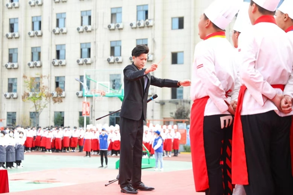 陕西新东方班歌比赛