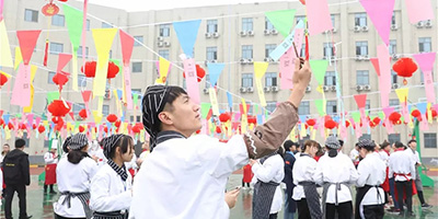 Hi,新同学!开学季,一起来陕西新东方收获美好~